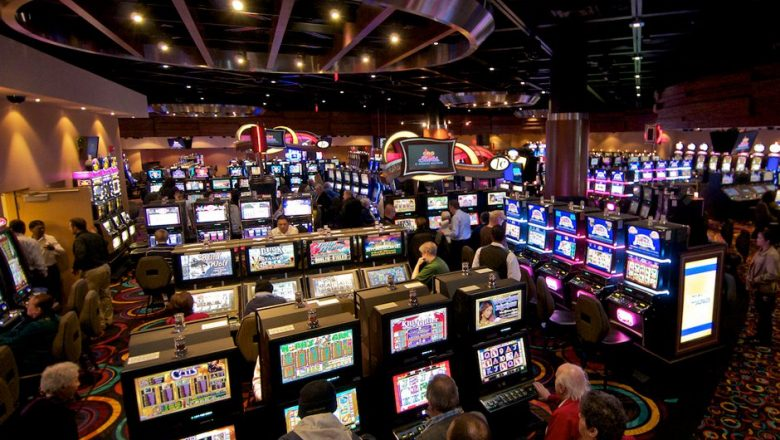Amazing Tricks To Get The Most Out Of Your Online Casino